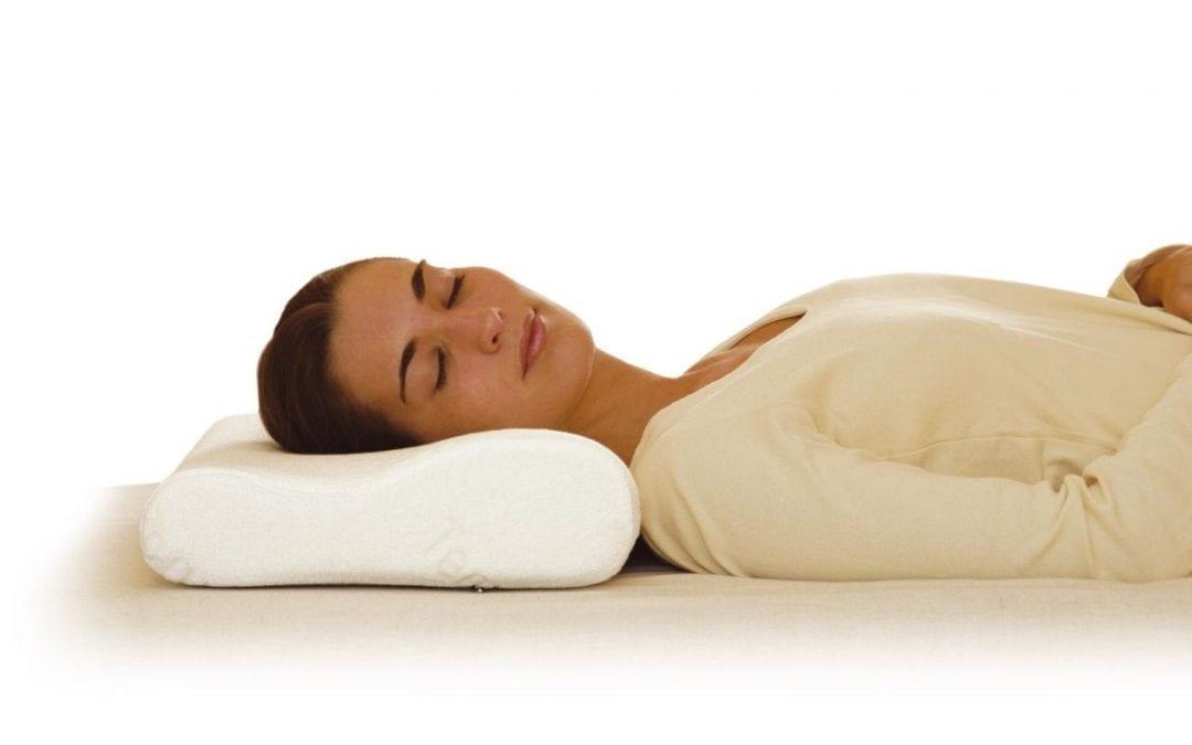 Як обрати подушку